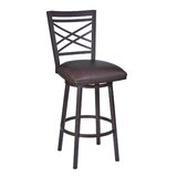 Fargo Swivel 30 Bar Stool by Armen Living