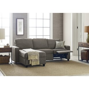 Shop Palisades Reclining Sectional by Serta at Home
