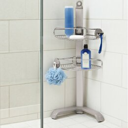Nice Bathroom Utilities. Shower Caddies Bathroom Utilities