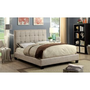 Best Reviews Peguero Upholstered Panel Bed by Ebern Designs Reviews (2019) & Buyer's Guide