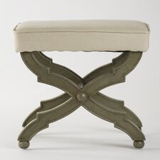 Crescenzo Upholstered Bedroom Bench by Zentique Inc.