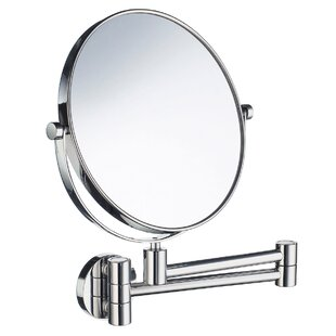Buy clear Outline Three-Time Magnifying Shaving & Makeup Mirror By Smedbo