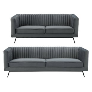 Find Yorkshire Configurable Living Room Set by Everly Quinn Reviews (2019) & Buyer's Guide