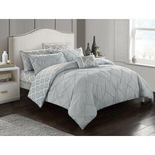 Copley Reversible Comforter Set