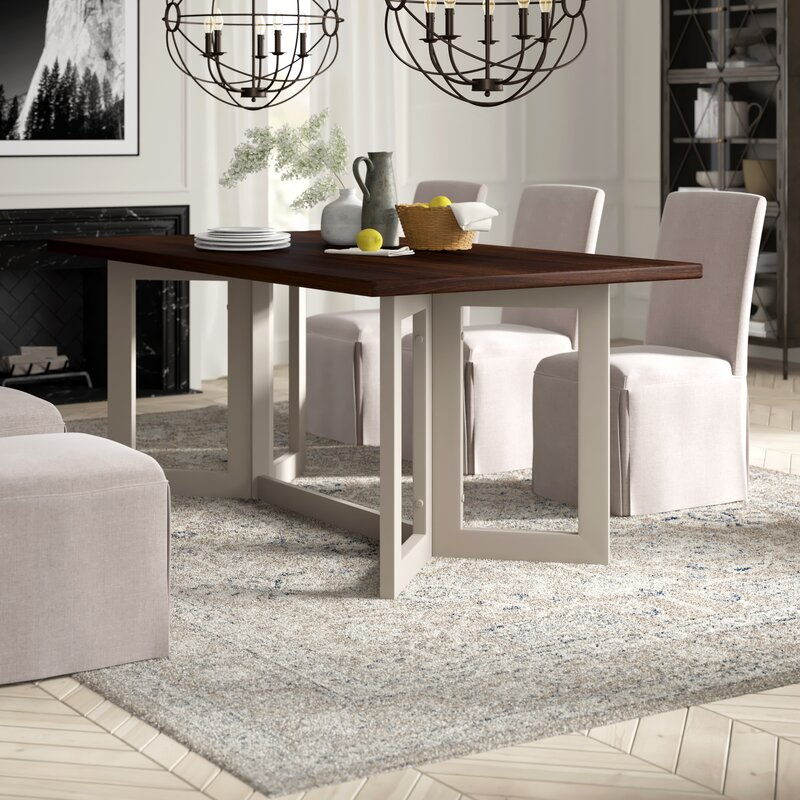 White Cane Outdoor Furniture, Greyleigh Adella Counter Height Dining Table Wayfair