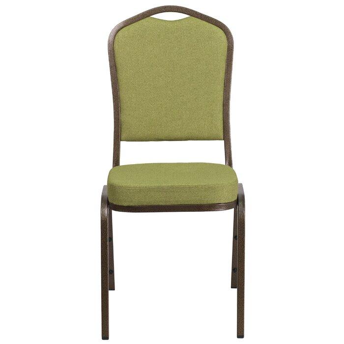 Hercules Crown Back Banquet Chair With Cushion