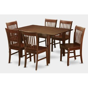 Lorelai 7 Piece Extendable Dining Set