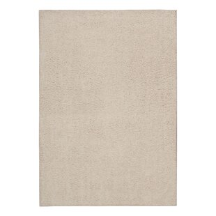 Clearance Shibata White Area Rug By Zipcode Design