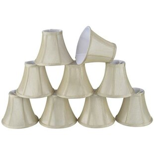 Shop For 6 Silk Bell Candelabra Shade (Set of 9) By Aspen Creative Corporation