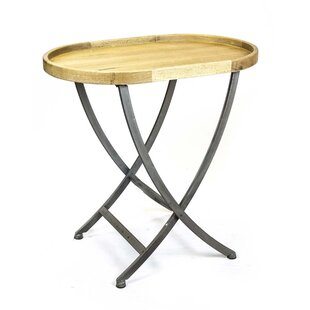 Top End Table by Sagebrook Home