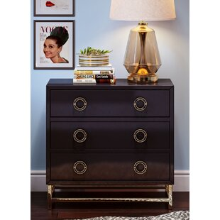 Bobbie 3 Drawer Chest