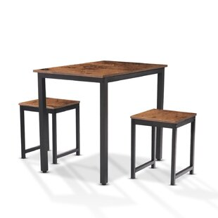 2 Person Dining Table Set Wayfair Ca