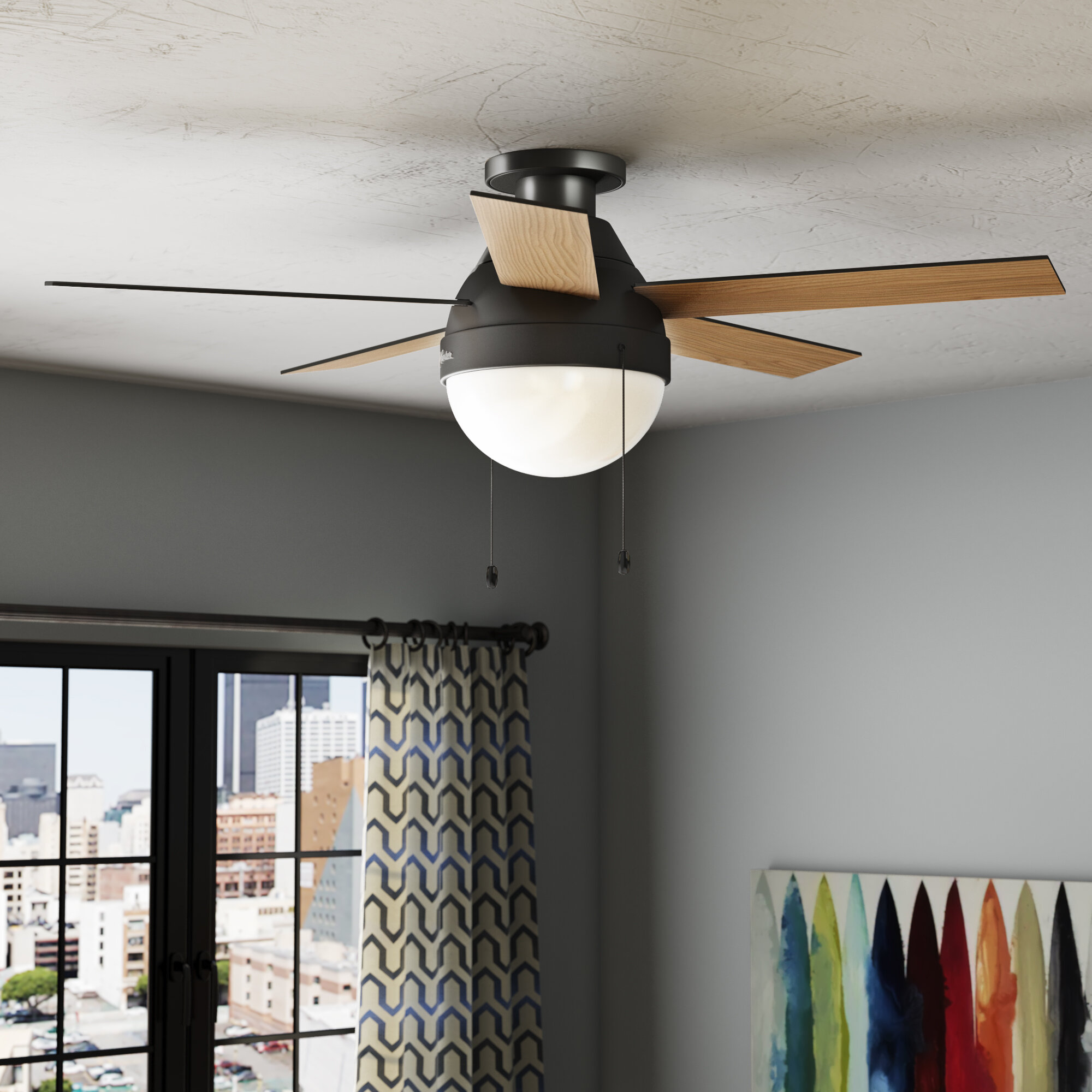 Wayfair Pull Chain Ceiling Fans You Ll Love In 2021