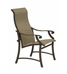Montreux II Patio Dining Chair by Tropitone Great Reviews
