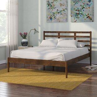 Midcentury Modern Bed Wayfair