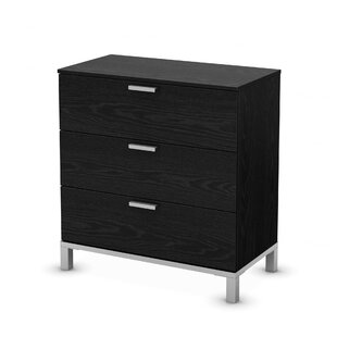 Flexible 3 Drawer Chest