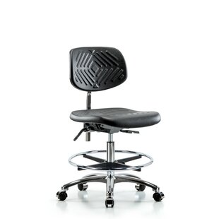 Meaghan Drafting Chair by Symple Stuff Read Reviews