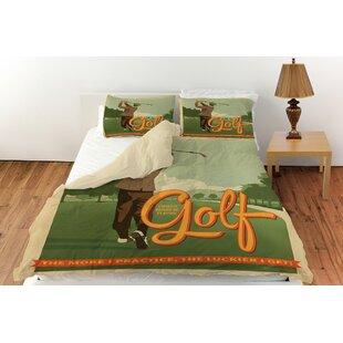 golf themed bedding wayfair
