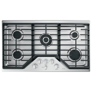 36 Built-In Gas Cooktop with 5 Burners