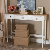 Mccoin 45 Console Table by Rosecliff Heights