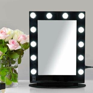 Berkshire Illuminated Vanity Mirror By Symple Stuff