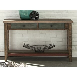 Best Reviews Guadalupe Ridge Console Table By Loon Peak
