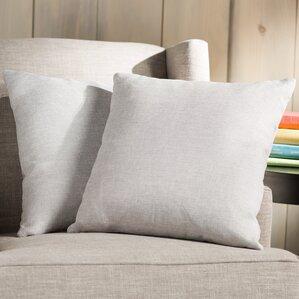 High Quality Wayfair Basics Throw Pillow (Set Of 2)