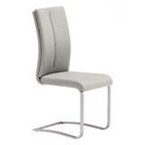 Commercial Use Genuine Leather Kitchen Dining Chairs You Ll Love In 2021 Wayfair