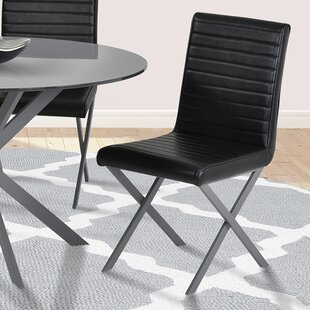 Hale Upholstered Dining Chair (Set of 2) Orren Ellis