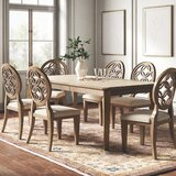 Anna 7 Piece Dining Set by Kelly Clarkson Home