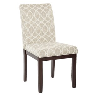 Hoyt Parsons Upholstered Dining Chair Breakwater Bay