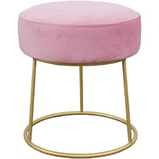 Ketcham Nina Accent Stool by Mercer41