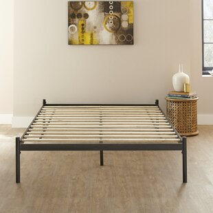 Barra Metal Platform Bed