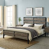 Cammack King Standard Bed by Foundry Select