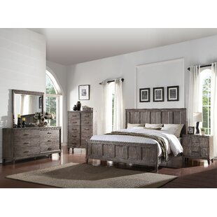 Alana California King Panel Configurable Bedroom Set