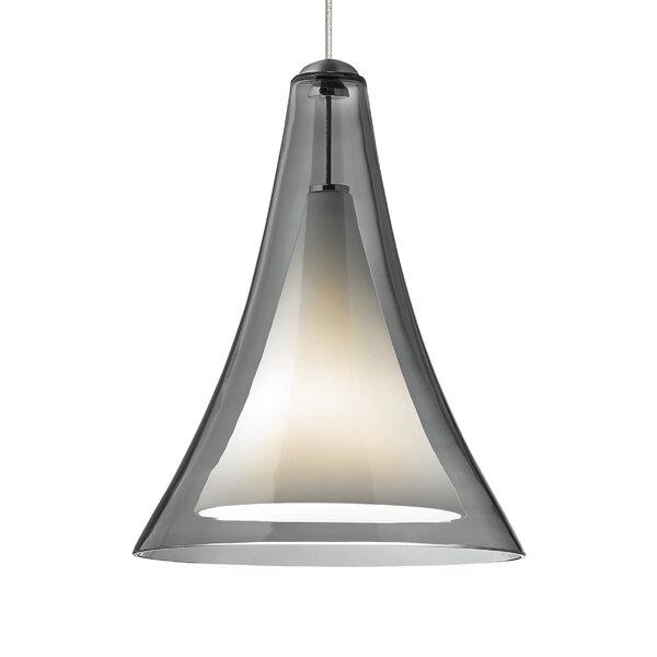Tech Lighting Melrose Ii Unique Statement Cone Pendant