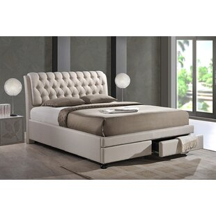 Online Reviews Letchworth Upholstered Platform Bed by Everly Quinn Reviews (2019) & Buyer's Guide