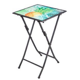 Catasetum Folding Steel Bistro Table