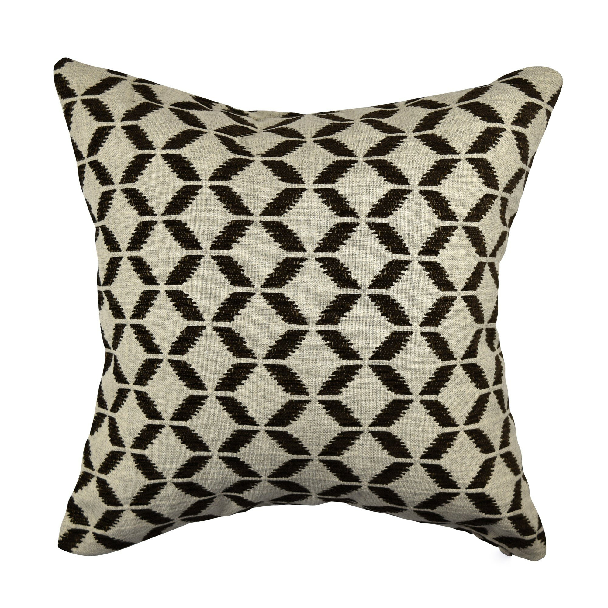 Vesper Lane Lillian August Home Scandinavian Jacquard Throw Pillow Wayfair