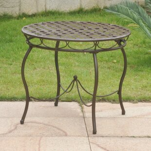 Schilling Iron Bistro Table