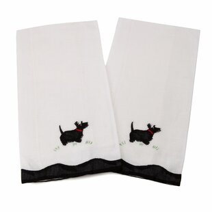 Guest Linen Bath Towel (Set of 2)