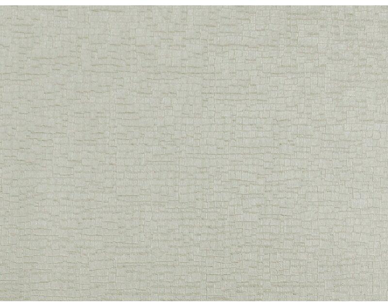 "World Menagerie Louisburg Metallic 33 L x 20.5"" W Texture Wallpaper Roll  Color: Silver"