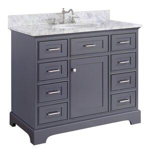 Aria 42 Single Bathroom Vanity Set