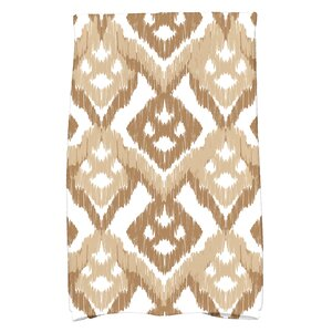 Geometric Hand Towel