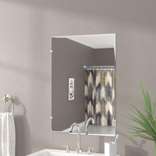 Price comparison Brizendine Bathroom/Vanity Mirror ByWade Logan