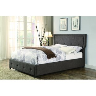 Caroline Upholstered Platform Bed