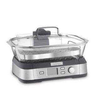 5.3 Qt. Cuisinart's Fresh Digital Food Steamer