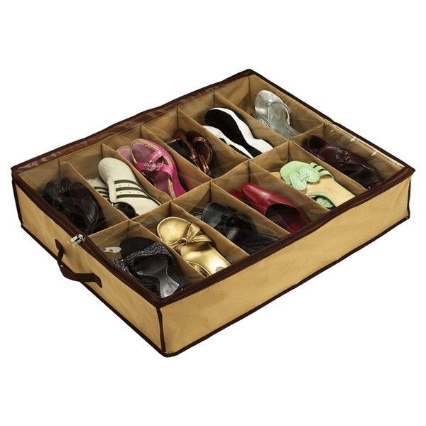 Under The Bed Shoe Storage You Ll Love