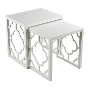 Kadalynn 2 Piece Nesting Table Set By Darby Home Co