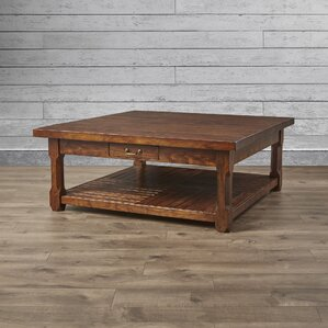 Cheyenne Coffee Table by Loon Peak